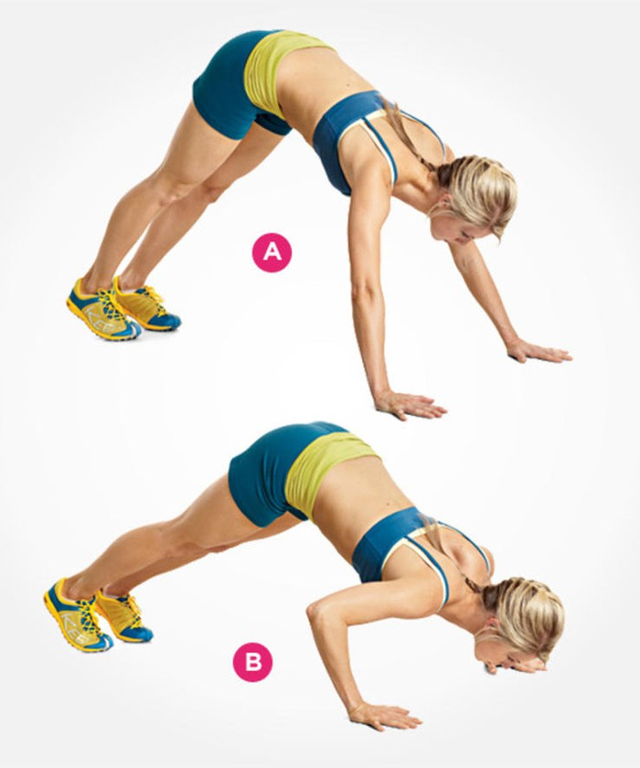 bodyweight progressions